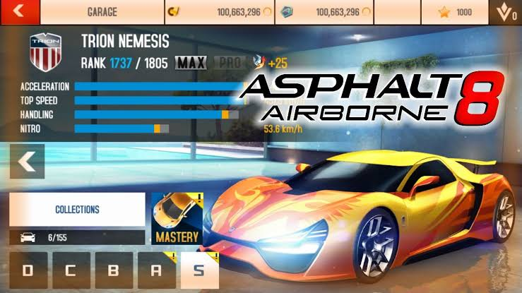 Asphalt 8 Airborne Apk Android Download Latest Version