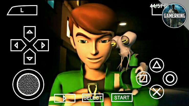Ben 10 Ultimate Alien – Cosmic Destruction ISO PSP Game