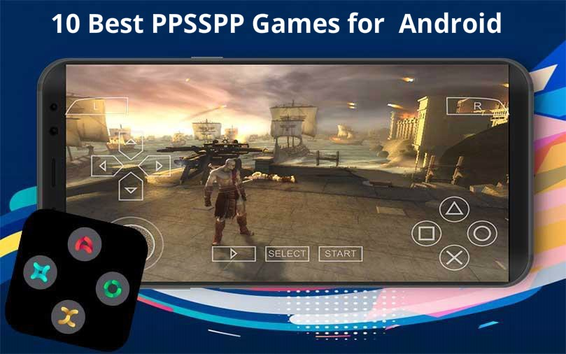 Top 10 Best PSP – PPSSPP Games Of All Time