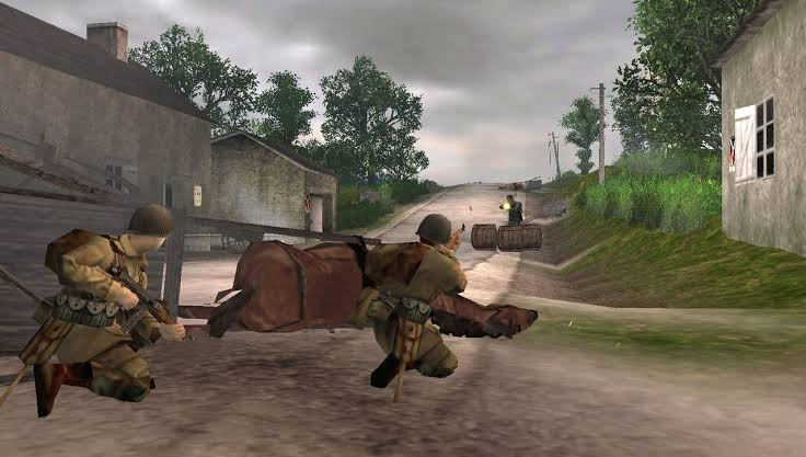 Download Brothers In Arms D-Day ISO File PSP Game