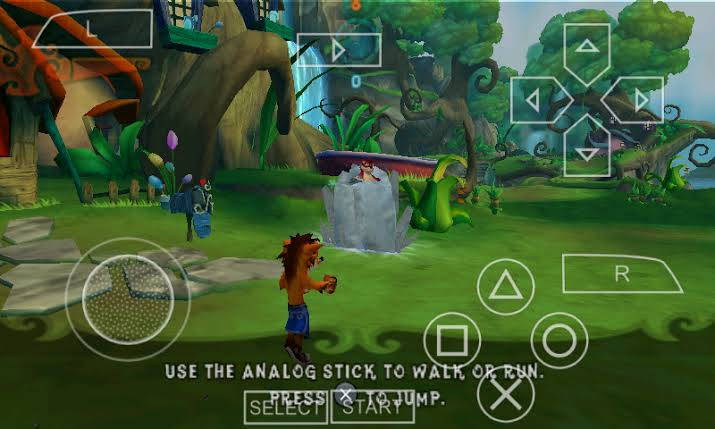 Download Crash Of The Titans ISO File PSP Game