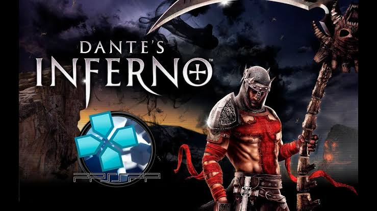 Download Dante's Inferno ISO File PSP Game