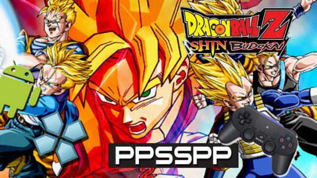 Download Dragon Ball Z – Shin Budokai ISO PSP Game