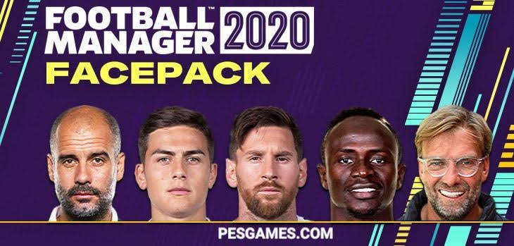 Download Football Manager 2020 Mobile Real Player Faces & Logos
