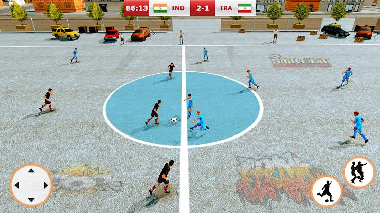 Futsal Championship 2020 – Street Soccer for Android