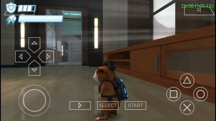 Download G-Force ISO PSP PPSSPP Android Game