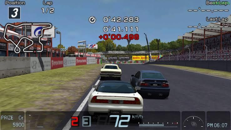 Download Gran Turismo ISO File PSP Game