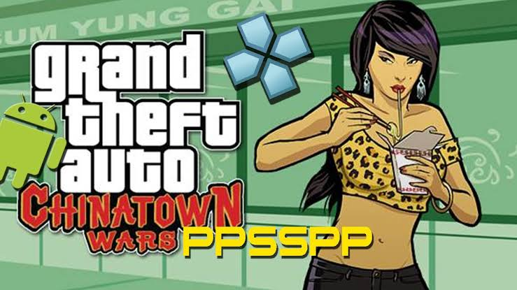 Download Grand Theft Auto Chinatown Wars ISO PSP Game