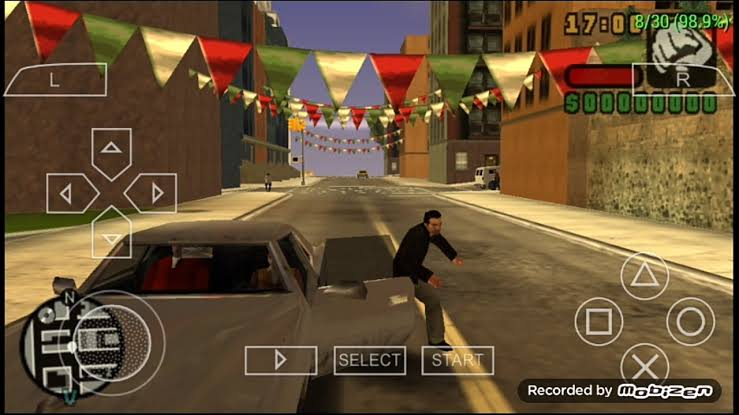 Download Grand Theft Auto Liberty City Stories ISO PSP Game