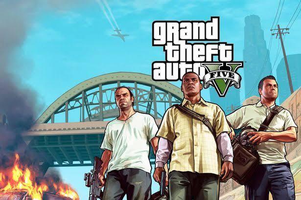 Download Grand Theft Auto V PC Game (GTA 5 PC)