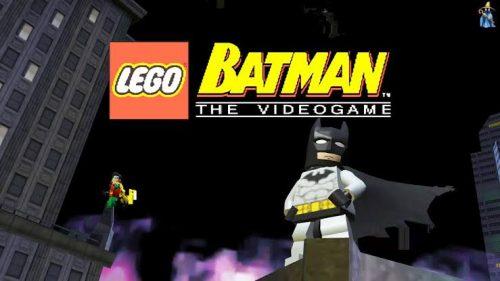 Download LEGO Batman ISO File PSP Game - Pesgames