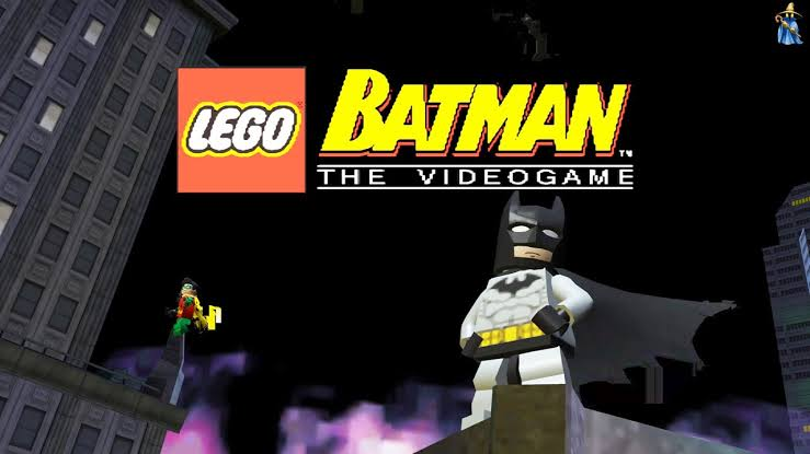 Download LEGO Batman ISO File PSP Game