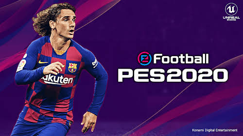 Download Latest PES 2020 ISO File for PPSSPP Android