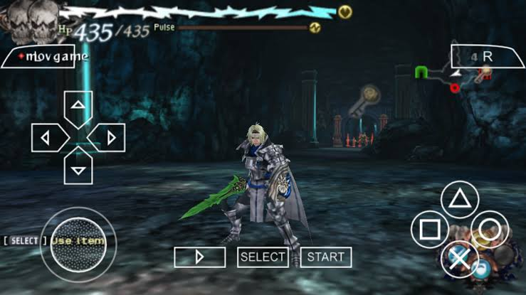 Download Lord Of Arcana ISO File PSP Game