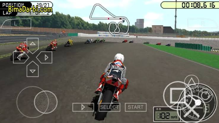 Download Moto GP ISO File PSP Game