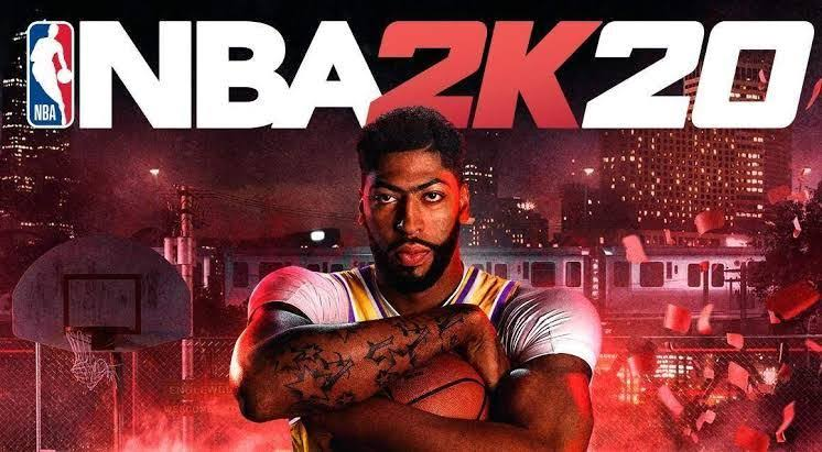 Download NBA 2K20 Apk + OBB Android (Basketball)