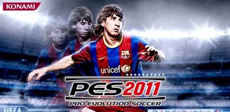 Download PES 2011 Pro Evolution Soccer For PC Free