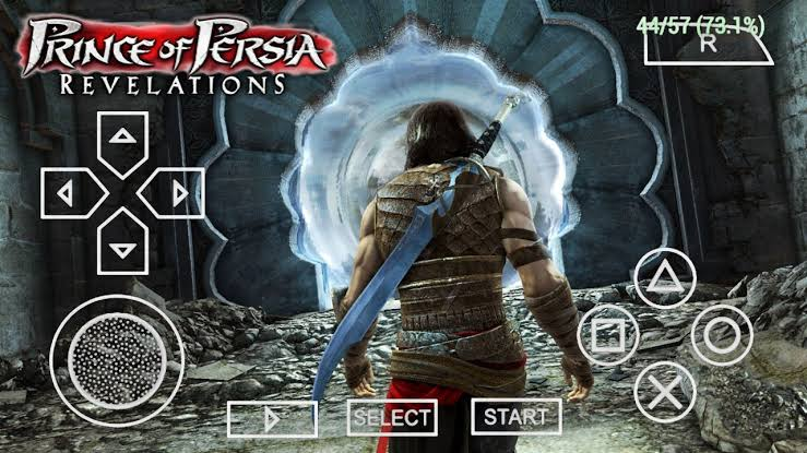 Download Prince Of Persia Revelations ISO File PSP Game