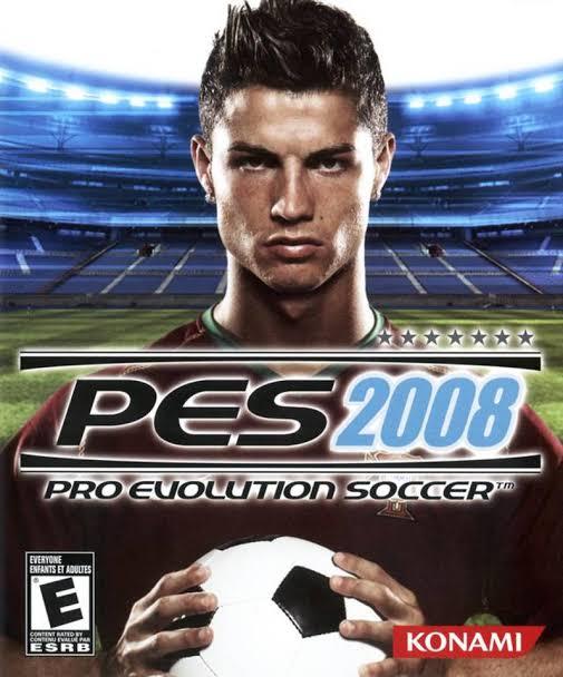 Download Pro Evolution Soccer 2008 ISO PSP (PES 2008)