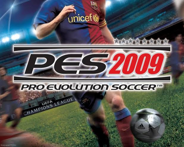 Download Pro Evolution Soccer 2009 ISO PSP (PES 2009)