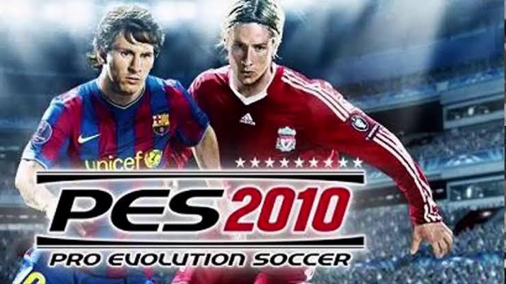 Download Pro Evolution Soccer 2010 ISO PSP (PES 2010)