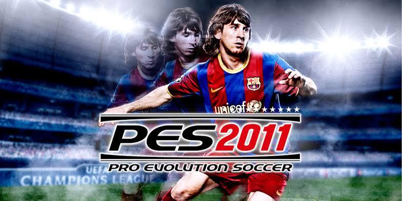 Download Pro Evolution Soccer 2011 ISO PSP (PES 2011)