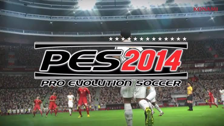 Download Pro Evolution Soccer 2014 ISO PSP (PES 2014)