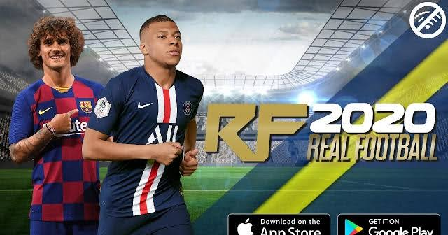 Download Real Football 2020 Apk + Obb Android (RF 20)