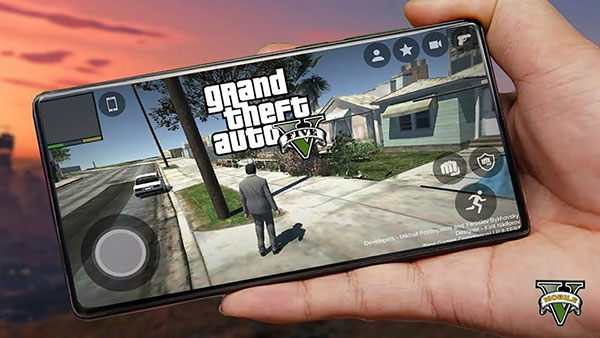Download Real GTA 5 Apk For Android (Grand Theft Auto V)