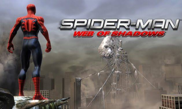 Download Spider Man Web Of Shadows ISO File PSP Game
