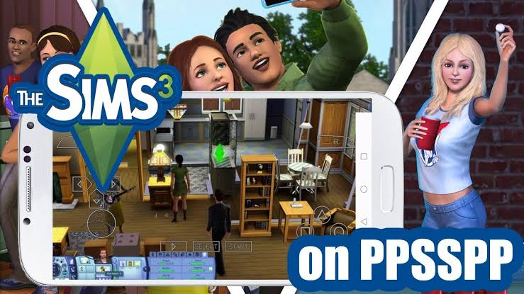 Download The Sims 2 ISO File PSP Game