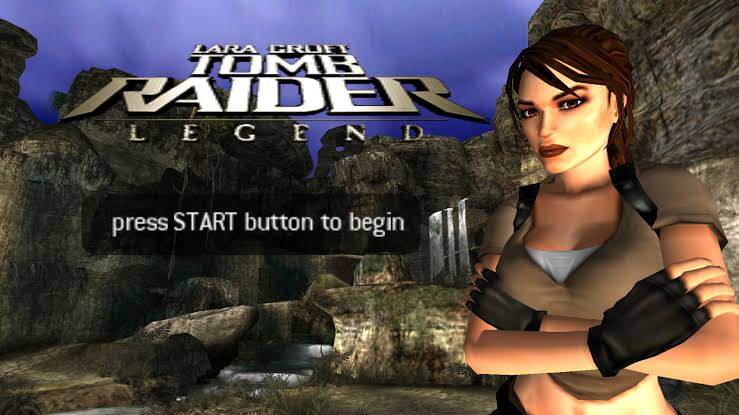 Download Tomb Raider Legend ISO File PSP Game