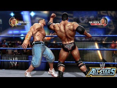 Download WWE All-Stars ISO File PSP Game