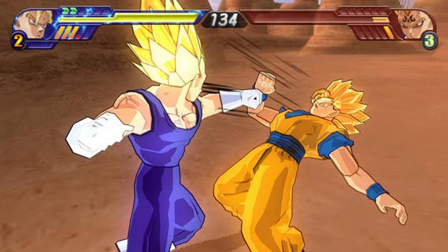 Dragon Ball Z – Budokai Tenkaichi 3 ISO PS2 Download