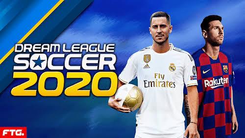 Dream League Soccer 2020 Apk + OBB UCL Mod Download