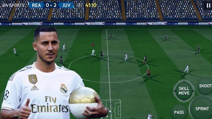 FIFA 20 Apk + Obb for Android Offline Mode (900MB)