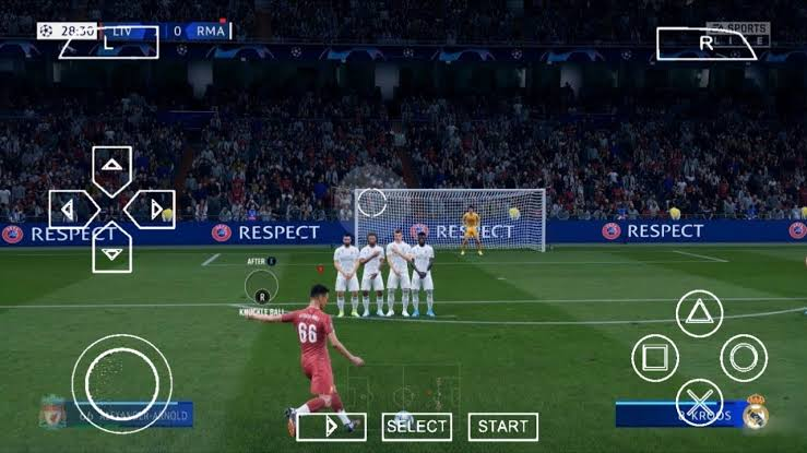 FIFA 2020 ISO PSP – PPSSPP Android Download