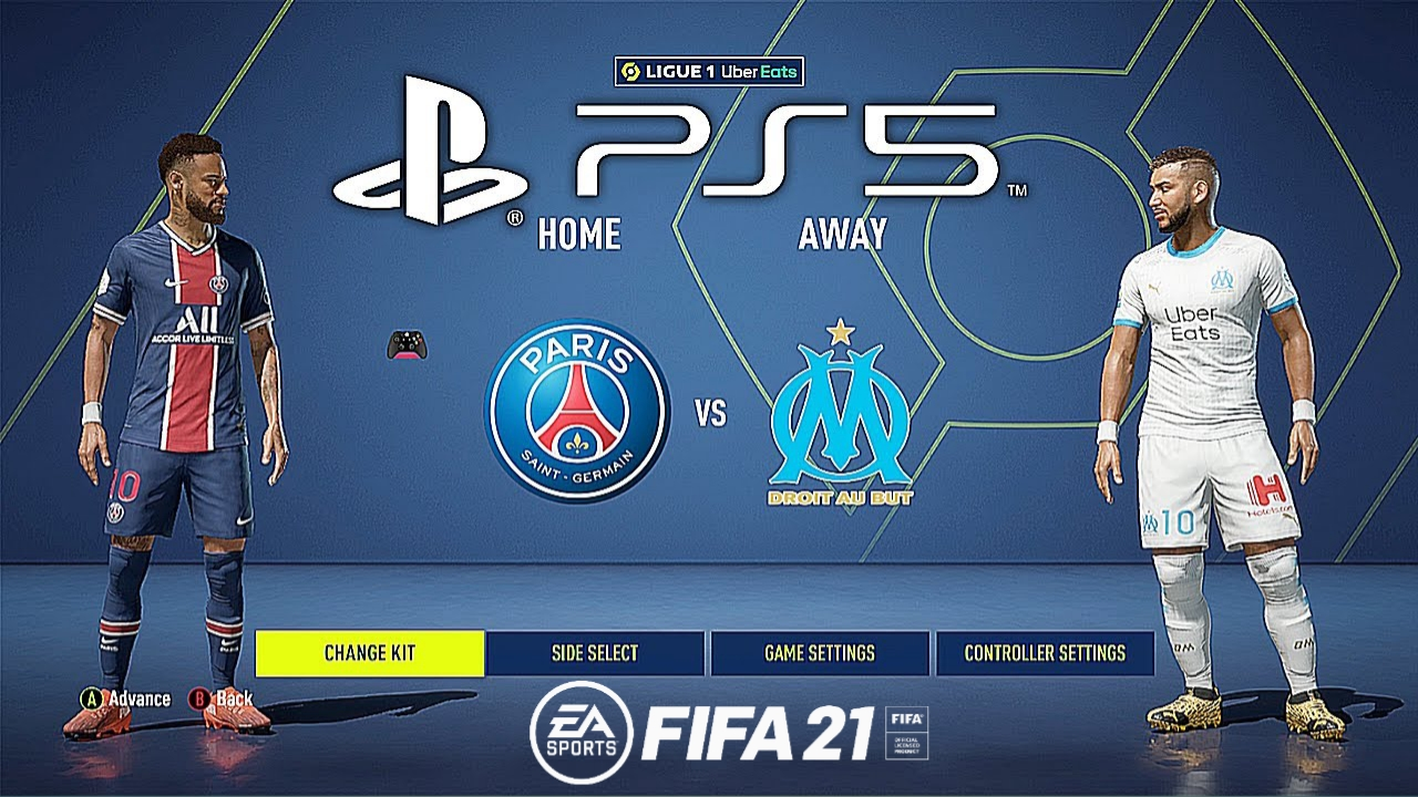 FIFA 2021 Apk + Obb Offline for Android PS5 Camera