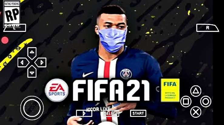 FIFA 21 ISO PSP For PPSSPP Android PC Free Download