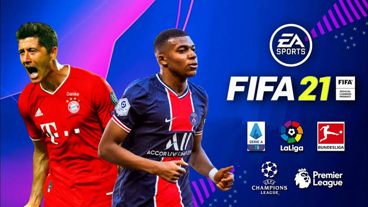 FIFA 21 Mod FIFA 14 Apk + Obb Download Latest Transfer