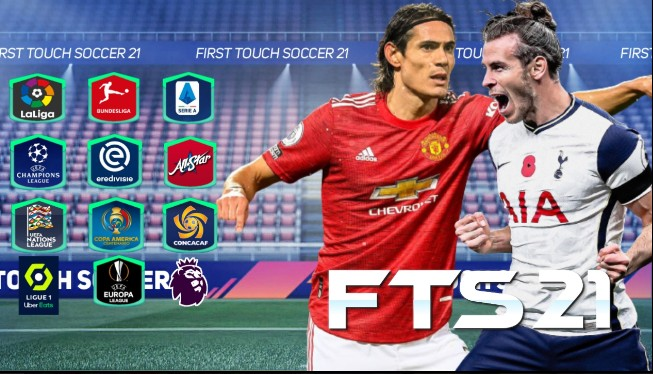 FTS 21 Apk + Obb for Android (First Touch Soccer 2021)