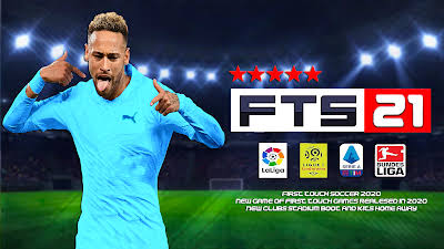 First Touch Soccer 2021 (FTS 21) Apk + Obb Android