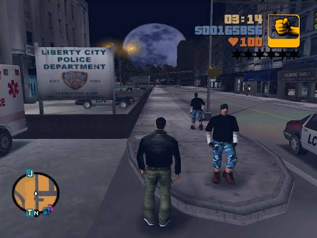 Grand Theft Auto 3 ISO for Playstation 2 (PS2) Download
