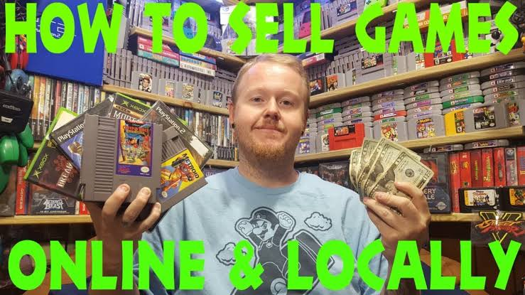 Make $100+ Weekly: Learn How To Sell Games Online