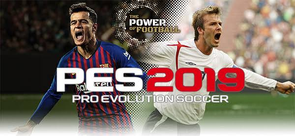 PES 2019 ISO file For PPSSPP Console Android