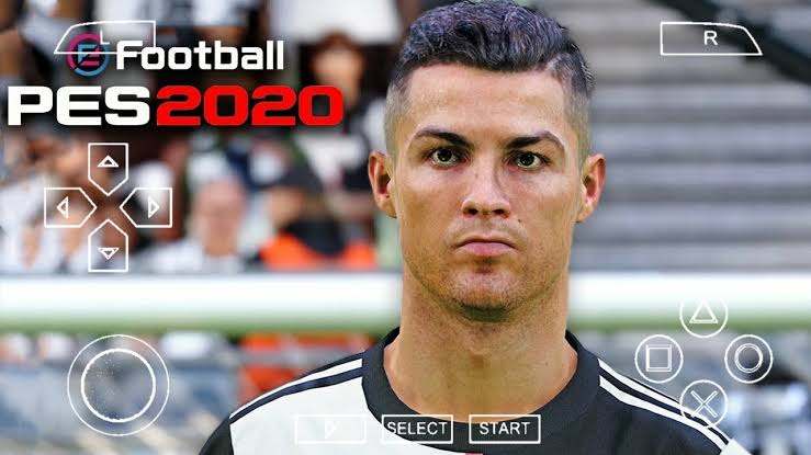 PES 2020 ISO PPSSPP Android Offline 500MB