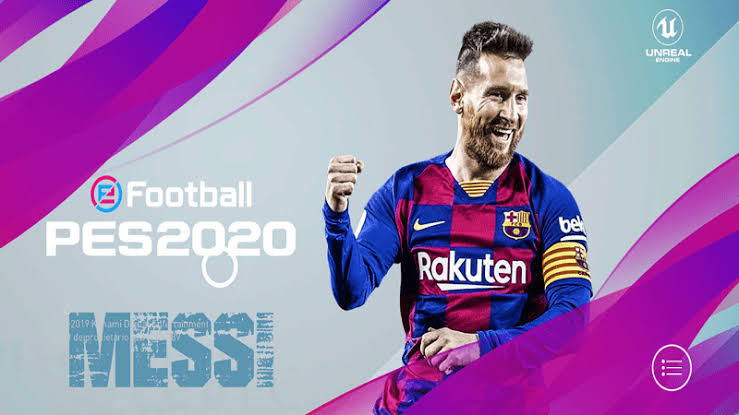 PES 2020 Mobile Android New Patch Updated Season