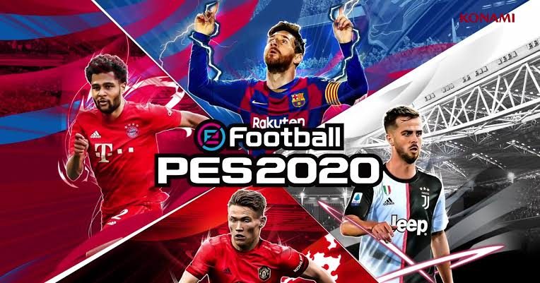 PES 2020 PC efootball Pro Evolution Soccer Free Download