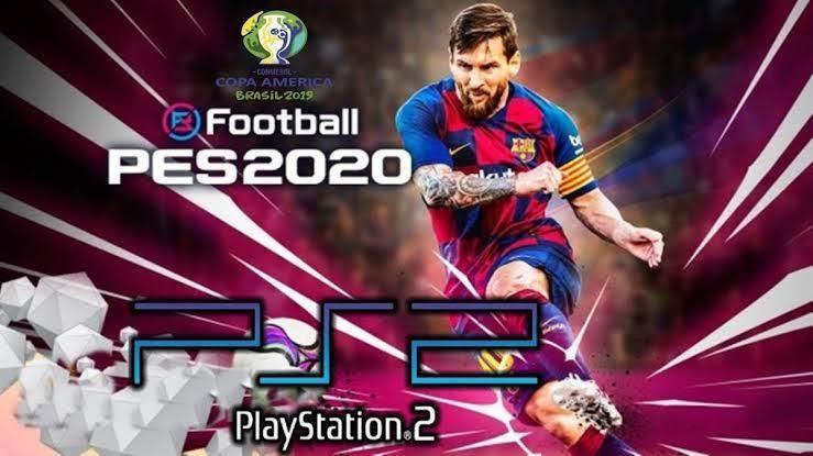 PES 2020 PS2 Download English Version (PlayStation 2)