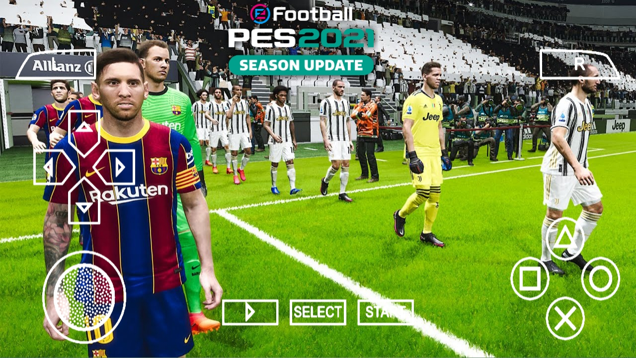 Pes 2021 Iso Psp – Ppsspp Android Download (Ps4 Camera)
